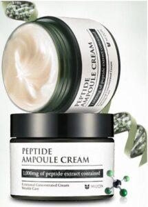 крем от Mizon Peptide Ampoule Cream.