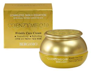 Coenzyme Q10 Wrinkle Care Cream производства Bergamo.